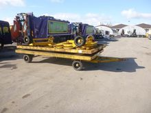 Chassis trailer by auction
