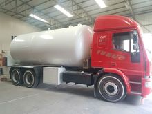 2006 IVECO gas truck