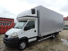 2009 RENAULT Mascott tilt truck