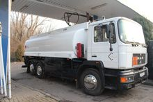 Used MAN 26372 fuel