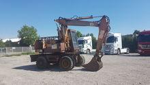 1991 CASE 688 wheel excavator