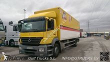 2009 MERCEDES-BENZ Axor 1829 is