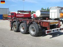 1996 GOFA CC20 container chassi