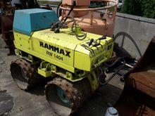 1995 RAMMAX RW 1404 mini road r