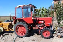 1990 HTZ T-25 wheel tractor