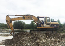 1995 CATERPILLAR 322LN tracked