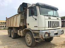 2000 ASTRA HD 764.38 dump truck