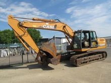 2008 CASE CX210B tracked excava
