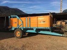 COMPAR C1063/1 manure spreader