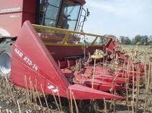 NASh - 873 sunflower harvesting