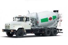 2016 KRAZ 6233P4-TIP1 concrete