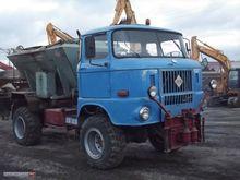 Used 1986 IFA W50 gr