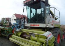 1991 CLAAS JAGUAR combine-harve