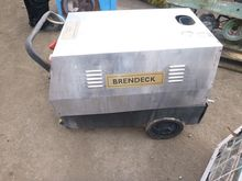 BRENDECK STEAM road sweeper by