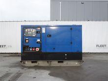 2008 GESAN DPR16 generator by a