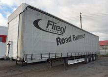 Used 2008 FLIEGL fir