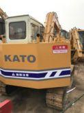 2012 KATO HD250 tracked excavat