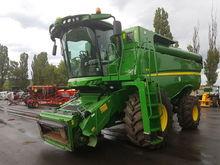 2012 JOHN DEERE s670i combine-h