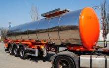 2016 Everlast bitumen truck