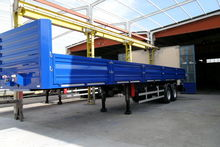 2016 3 AXLES SEMİ TRAILER flatb