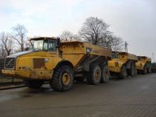 2005 VOLVO A40D articulated dum