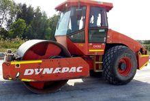 2004 DYNAPAC CA362D road roller