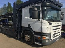 2007 SCANIA P380 car transporte