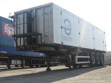 2007 BODEX tipper semi-trailer