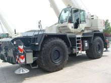 2017 TEREX RT 100 on chassis TE