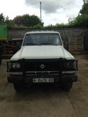 1991 NISSAN PATROL pick-up
