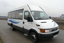 2001 IVECO DAILY passenger van