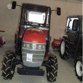 2010 YANMAR RS24, tractors whee