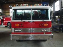 1987 Pierce Arrow 6V fire truck