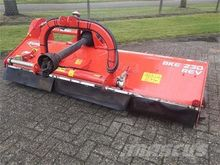 2009 KUHN BKE 230 REV mower