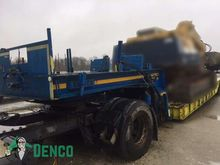 KAISER low bed semi-trailer by