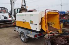 2005 SAELEN S150 wood chipper