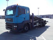 2008 MAN 26.480 car transporter