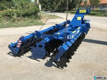 2017 Lemken Rolmako harrow