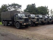 1988 VOLVO n10 military truck