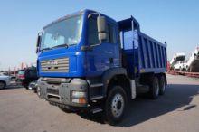 2008 MAN TGA 40.480 dump truck