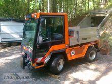 1995 KRAMER Tremo 601 4x4 dump