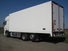 2012 DAF XF 105.460 refrigerate