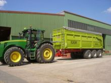 2016 CONOW TDK 32 grain truck t