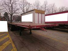 Adige platform semi-trailer