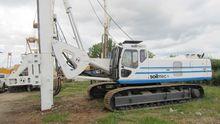 1996 SOILMEC R622 pile driver