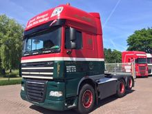 2008 DAF XF 105 460 manual 10 t