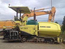 2012 AMMANN AFT500 crawler asph
