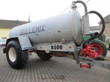2002 GÜLLEMIX 8500 liquid manur