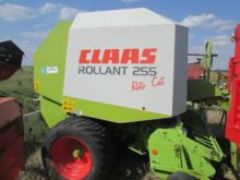 CLAAS Rollant 255rc round baler