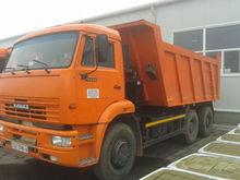2012 KAMAZ 6520-60006 dump truc